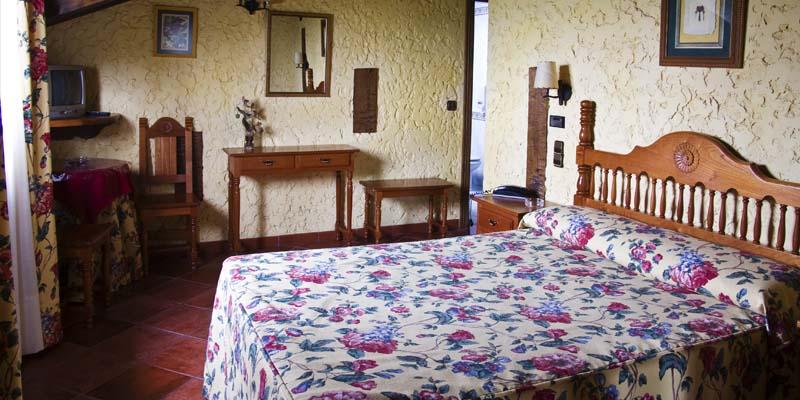 las habitaciones hotel economico en cantabria 10
