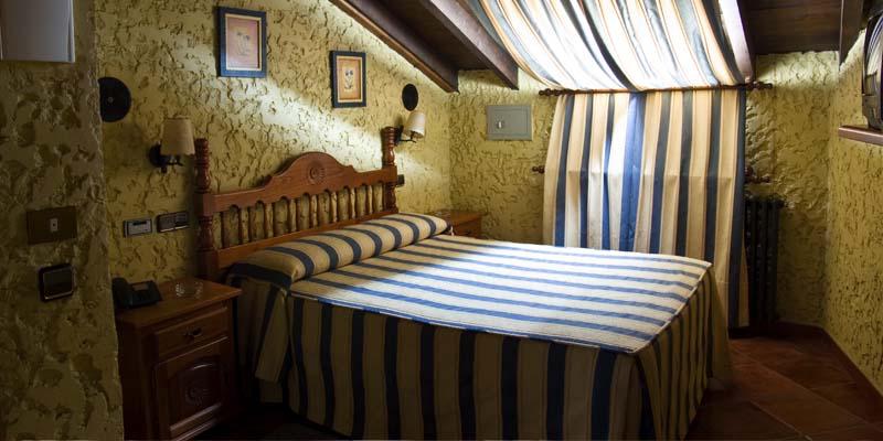 las habitaciones hotel economico en cantabria 2