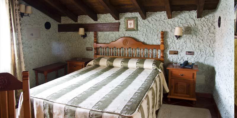 las habitaciones hotel economico en cantabria 3